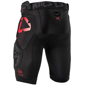 Leatt DBX 5.0 3DF Impact Shorts Black